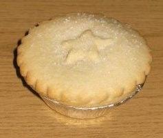 Co-op Mince Pie