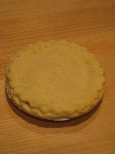 Sainsbury's Pie