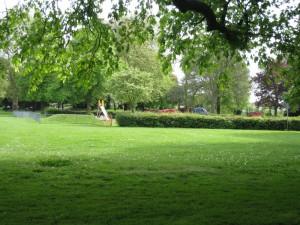 Wandle park - playground