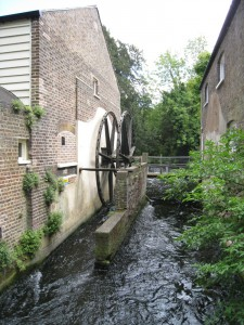 Morden Hall - snuff mill