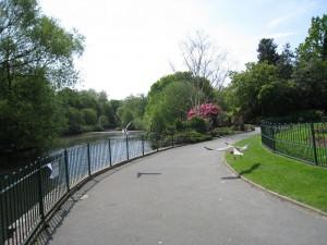 Kesley park lake